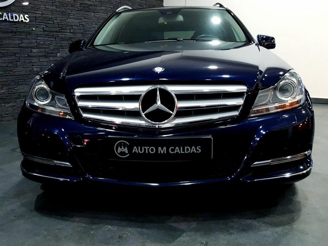 Mercedes benz c 200 cdi avantgarde be aut auto m caldas for How do you spell mercedes benz